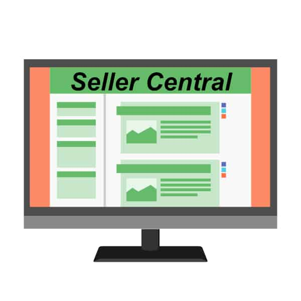 Seller Central von Amazon Produkt anlegen