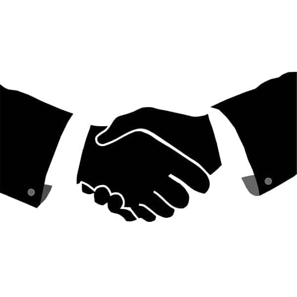 Verhandlung mit Hersteller