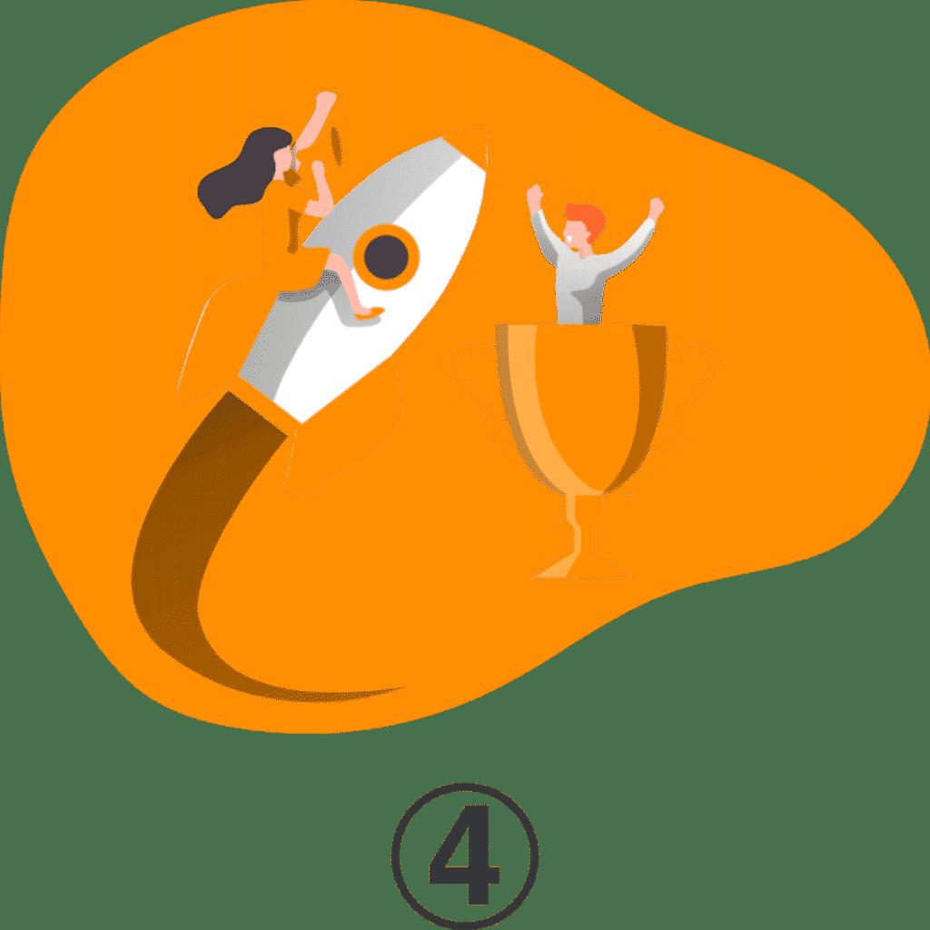 4. Optimiertes Amazon Listing erhalten